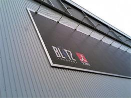 横浜BLITZの看板!!