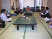 朴永壽顧問の講義