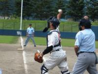 県議会野球大会9