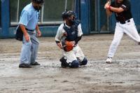 20全国都道府県議会議員親善野球大会(福島県) 。キャッチャーとして。