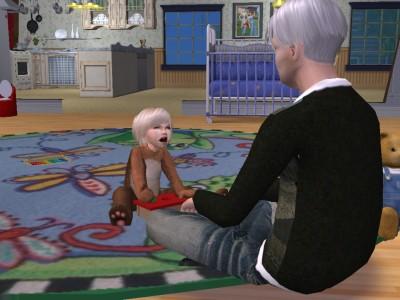 幼児期レン