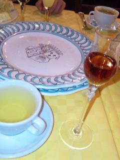 イルボッカローネのお皿