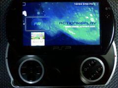 PSP-3000、N1000対応 プロアクションリプレイ デモ版-8