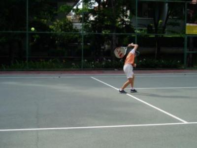 さらテニス