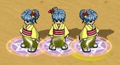 ペンリル桜改×3