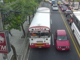 エルサルバドルのバス