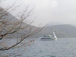 榛名湖遊覧船