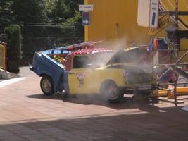 レゴの自動車