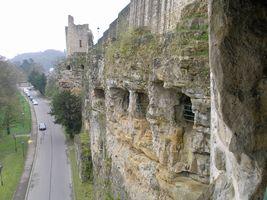 ルクセンブルクの砦