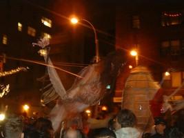 ニューヨークハロウィーンパレード