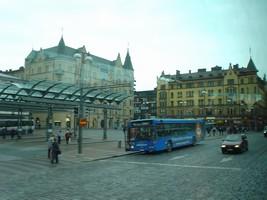 タンペレのバス