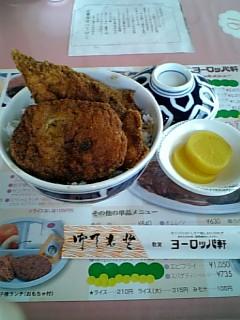 カツ丼(ミックス