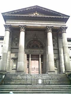 府立中ノ島図書館