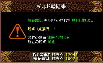 100716Gv結果