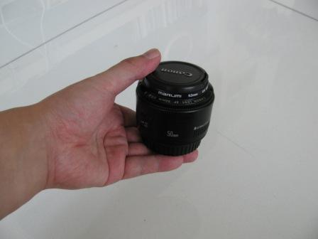 EF50mm F1.8II 2