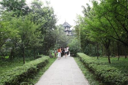 杜甫草堂8