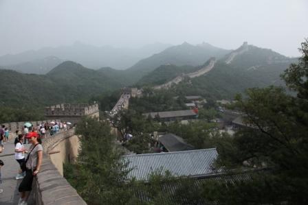 万里の長城5