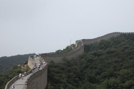 万里の長城6