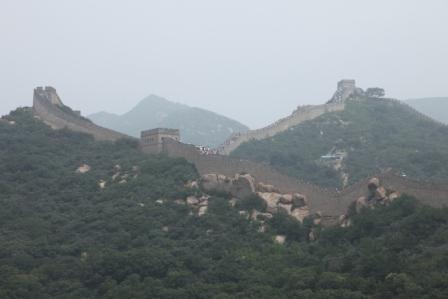 万里の長城9