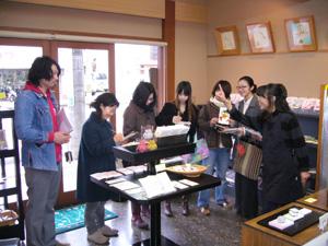 金沢美術工芸大学の大学院生