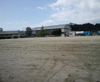 宇和島サッカー遠征