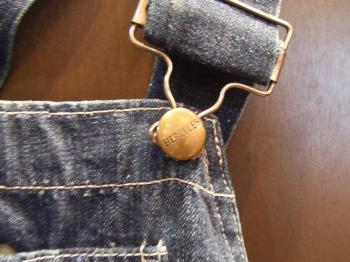 1960年代 HERCULES ボタン