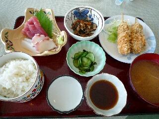 ランチ(和定食)