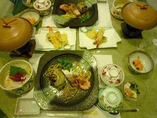 和食ディナー