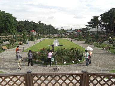敷島バラ園