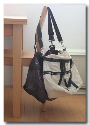レスポのバッグ