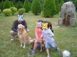 家族写真?