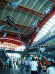 海洋生物博物館ロビー