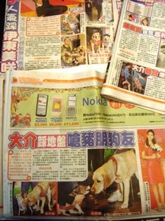 『蘋果日報』1
