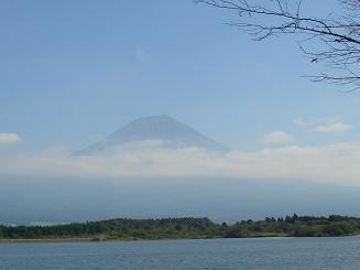 日本一の山へ・・・