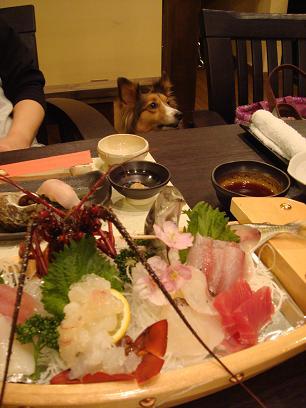 むつみ庵の夕食
