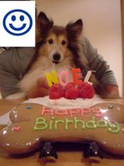 2006年11月8日ノエルさん13歳の誕生日