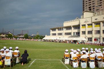 2008.9.28小学校運動会 001
