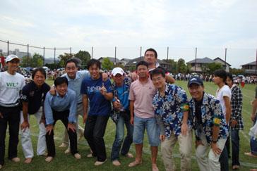 2008.9.28小学校運動会 015