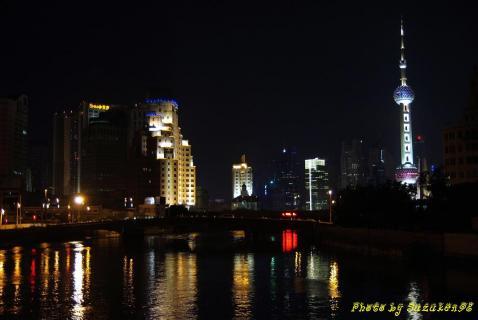 上海の夜I