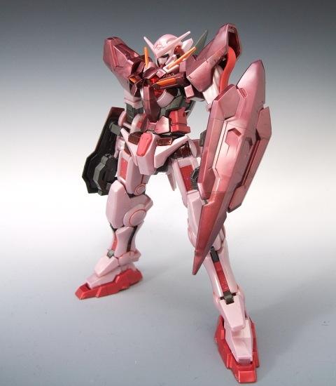 gundam 00 exia. HG Exia Gundam Trans-am Mode