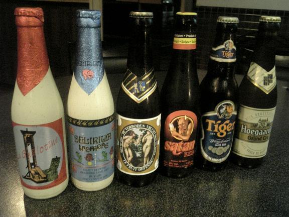 追加:世界のビール♪