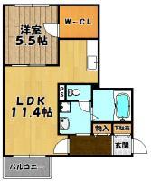 ブルーキューブ2号室