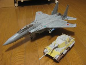 F-15&キンタイ