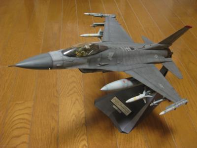 F-16CJ斜め