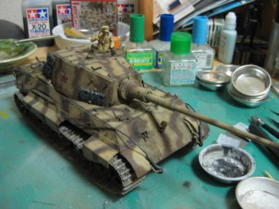 戦車長タイガー