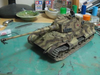 タイガー&戦車長