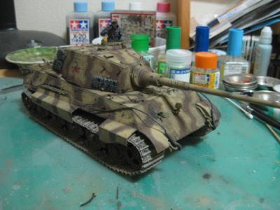 タイガー&戦車長2
