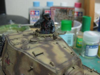 タイガー戦車長1