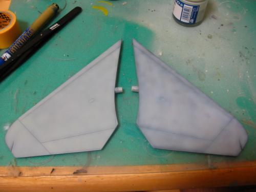 15スケエフェ水平尾翼