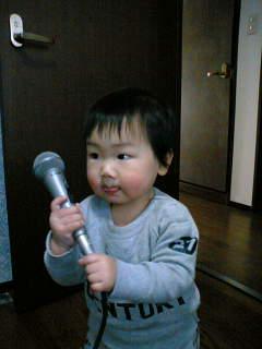 歌っちゃうもんね♪